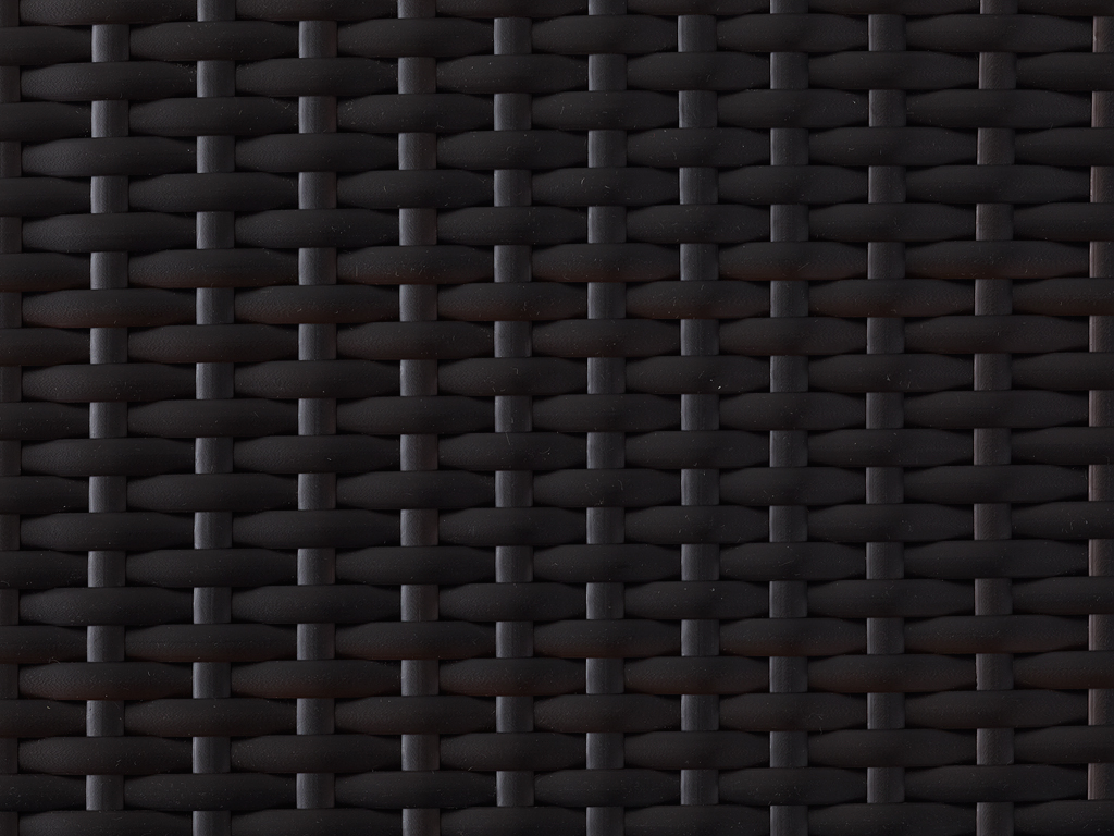 Hand woven synthetic rattan elementa designs luxury outdoor