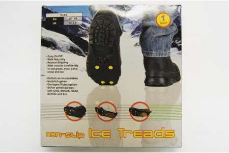 Ice Treads Sizes 36-42