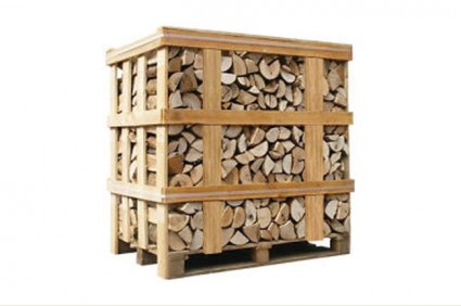 Kiln Dried Hardwood logs FSC 1.22m3