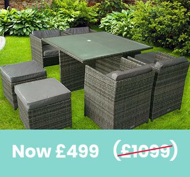 London Rattan Garden Furniture, Home And Garden Furniture